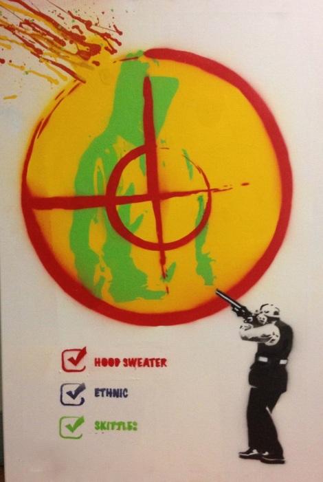Target Practice by Docta Cartoonz