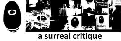 Blog header-a surreal critique
