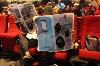 Newspapers Artsvote