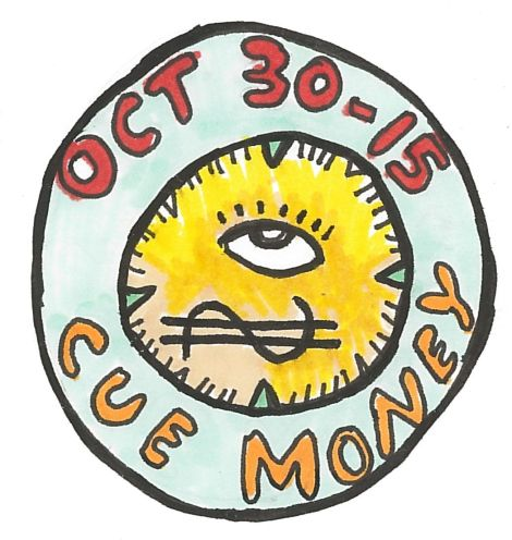 CUE coin