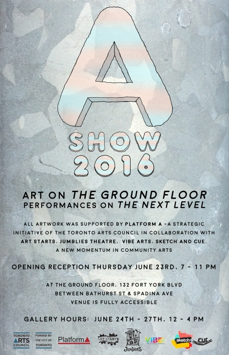 A Show 2016-poster